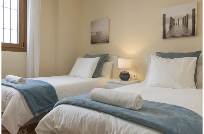Apartment in San Isidoro Central Deluxe, City center - 15
