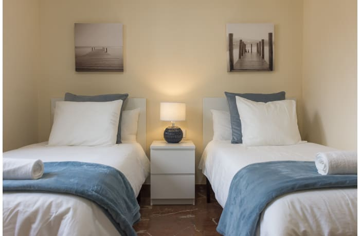 Apartment in San Isidoro Central Deluxe, City center - 16
