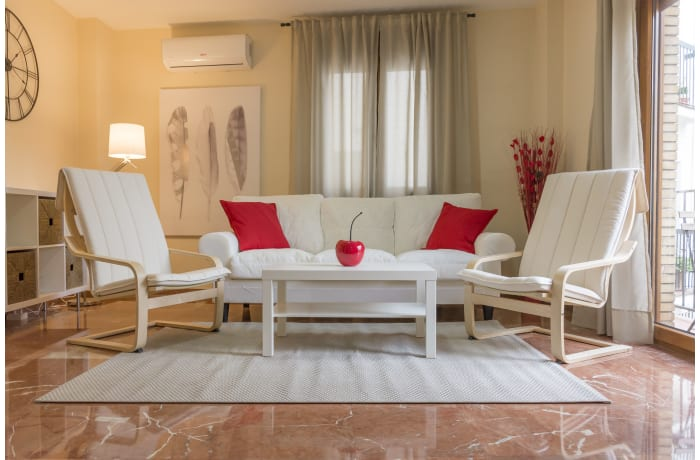 Apartment in San Isidoro Central Deluxe, City center - 0