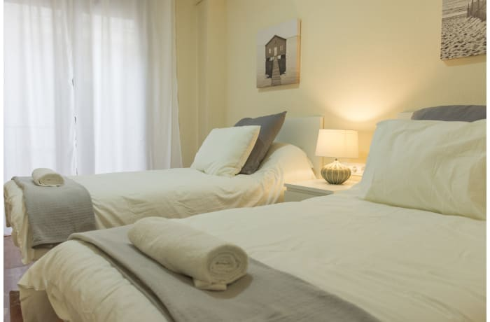 Apartment in San Isidoro Central Deluxe, City center - 10