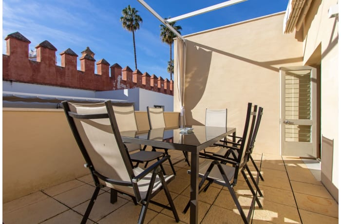 Apartment in Alcazar Pool Villa, San Bernardo - 17