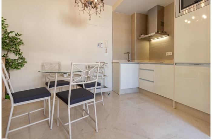 Apartment in Lumbreras Deluxe Suite, San Lorenzo - 12