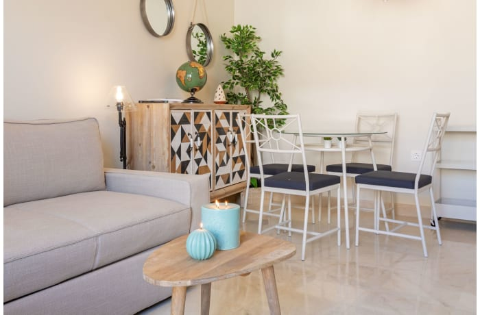 Apartment in Lumbreras Deluxe Suite, San Lorenzo - 8