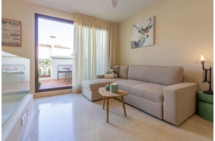 Apartment in Lumbreras Deluxe Suite, San Lorenzo - 3