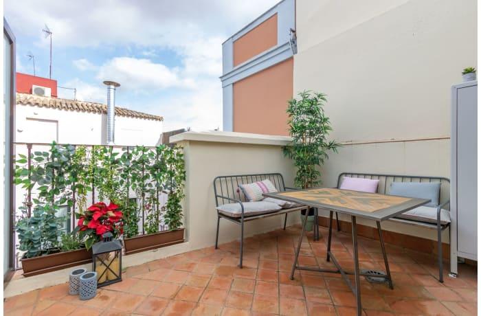 Apartment in Lumbreras Deluxe Suite, San Lorenzo - 0
