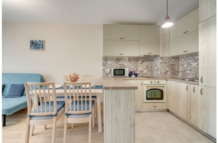 Apartment in Chamkoriya, NPZ Hadzhi Dimitar - 9