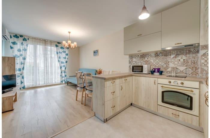 Apartment in Chamkoriya, NPZ Hadzhi Dimitar - 4
