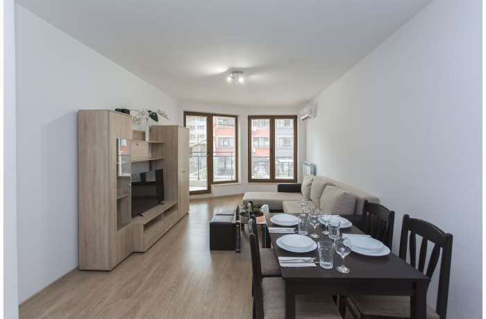 Apartment in Ovche Pole II, Sofia Center - 7