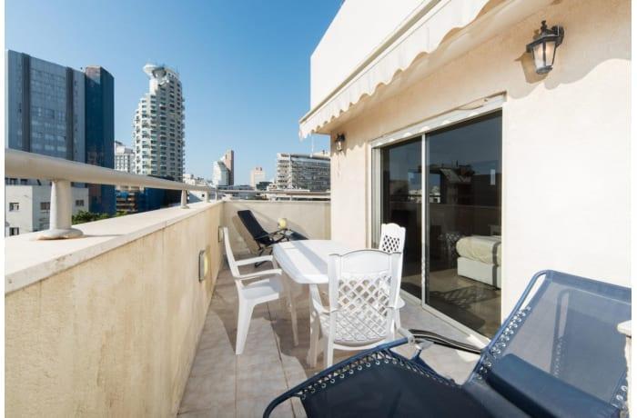 Apartment in Ben Yehuda Duplex, Central Beach Area - 15