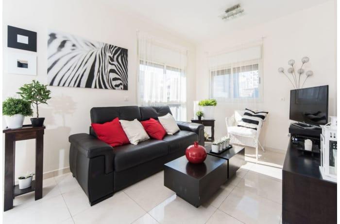 Apartment in Ben Yehuda Duplex, Central Beach Area - 0