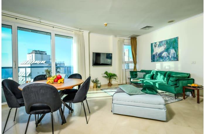 Apartment in Bugrashov Marina, Central Beach Area - 1