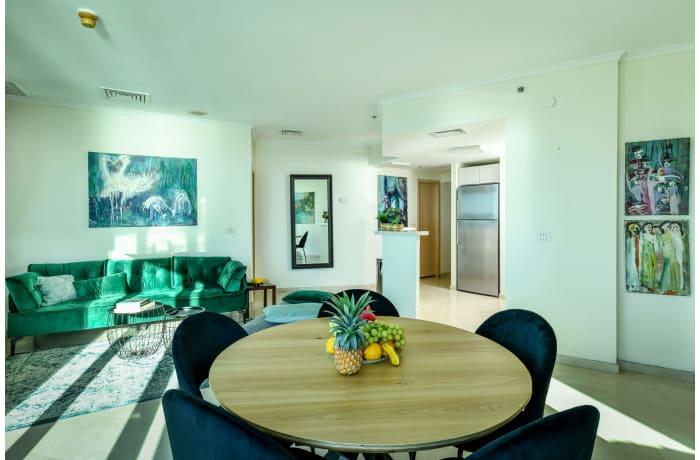 Apartment in Bugrashov Marina, Central Beach Area - 6