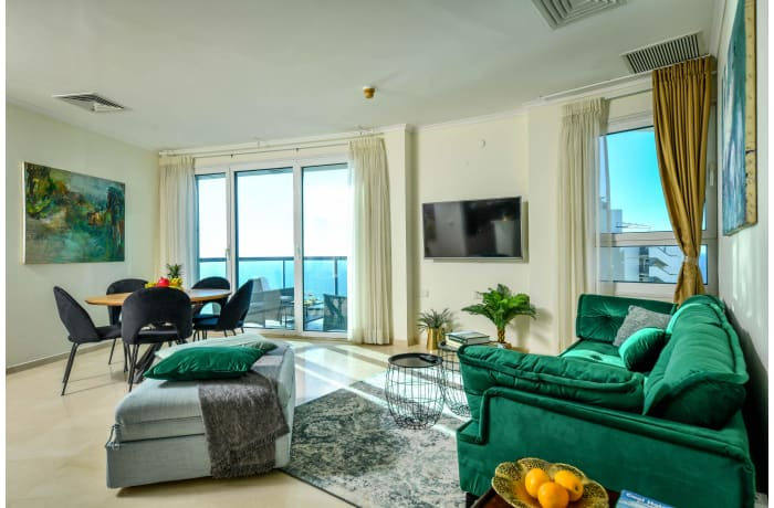 Apartment in Bugrashov Marina, Central Beach Area - 2