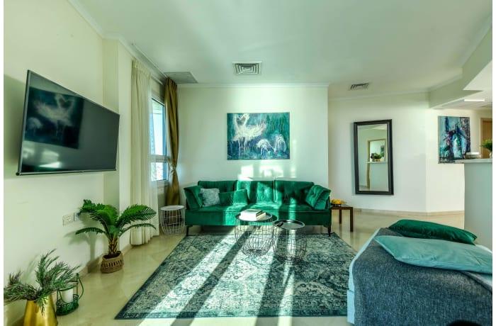 Apartment in Bugrashov Marina, Central Beach Area - 4