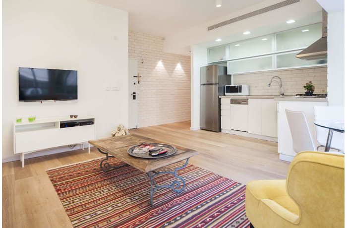 Apartment in Dizengoff Hideaway I, Central Beach Area - 3