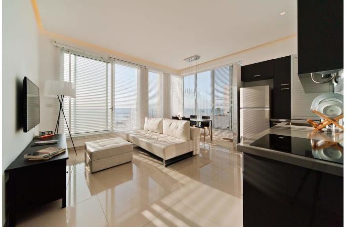 Apartment in Hayarkon Shore, Central Beach Area - 5