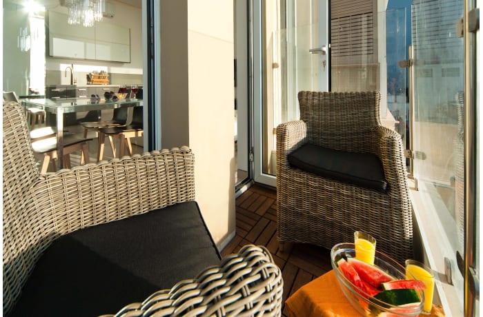 Apartment in Hayarkon Shore, Central Beach Area - 24