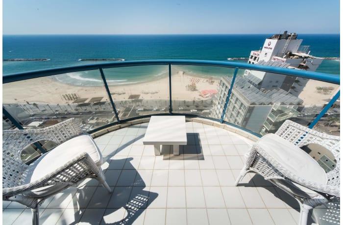 Apartment in Hayarkon Summer Magic, Central Beach Area - 13