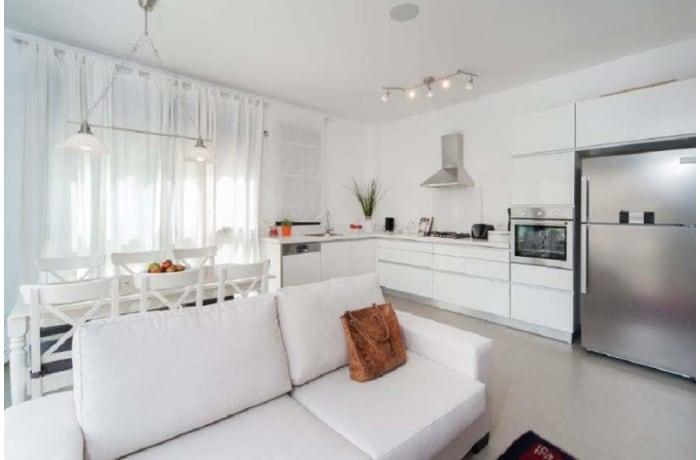 Apartment in Rothschild Quarter, Central Beach Area - 5