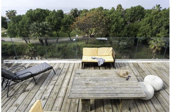 Apartment in Sunlit Hayarkon, Central Beach Area - 22