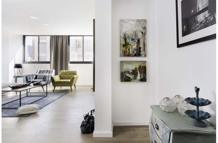 Apartment in Sunlit Hayarkon, Central Beach Area - 4
