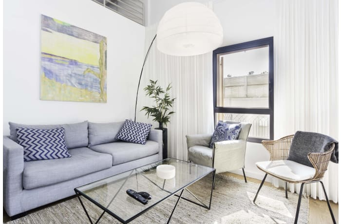 Apartment in Roslan on the Sea, Jaffa Port - 6