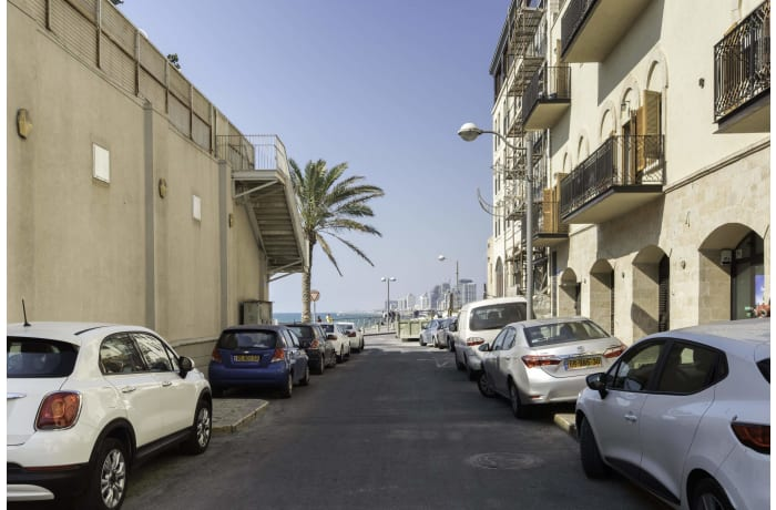 Apartment in Roslan on the Sea, Jaffa Port - 0