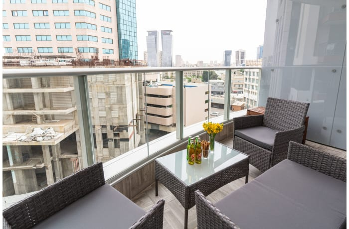 Apartment in Central Tel Aviv Tower, Montefiore - 31