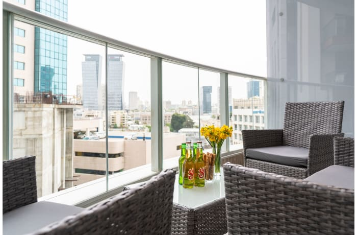 Apartment in Central Tel Aviv Tower, Montefiore - 42