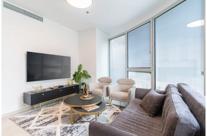 Apartment in Central Tel Aviv Tower, Montefiore - 2