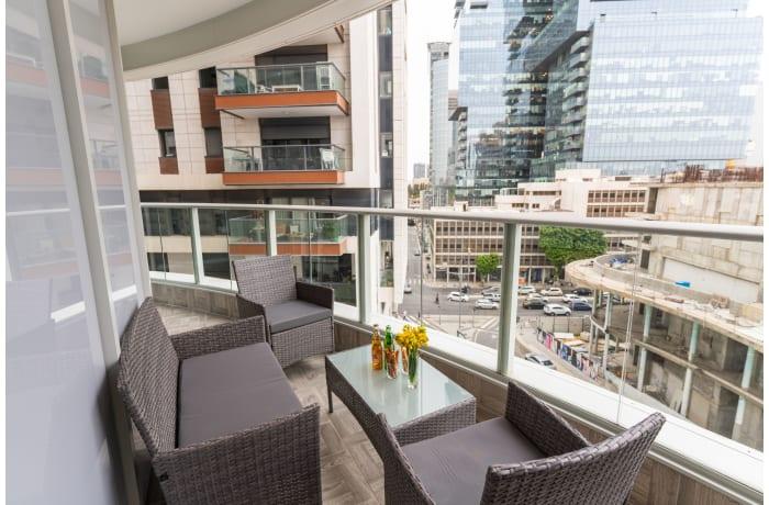 Apartment in Central Tel Aviv Tower, Montefiore - 41