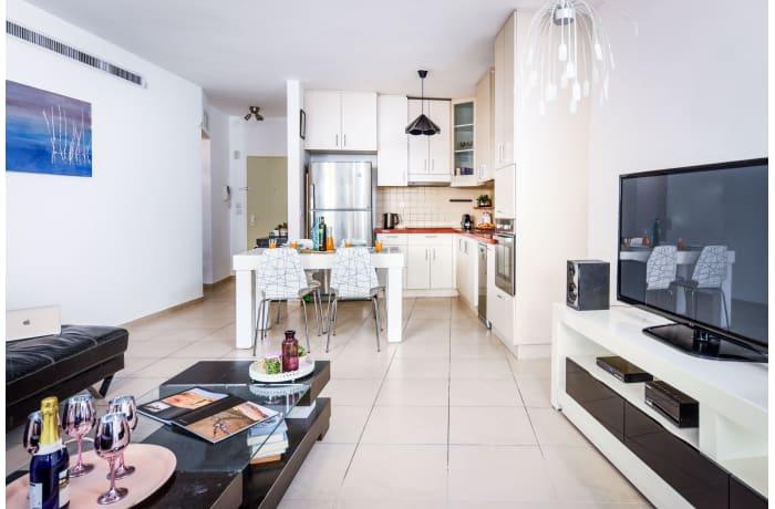 Apartment in Bar Kochva, Central Beach Area - 3