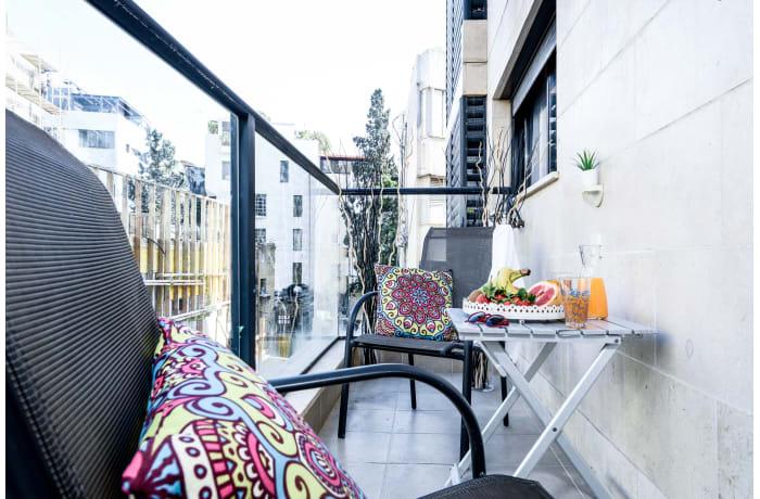 Apartment in Bar Kochva, Central Beach Area - 24