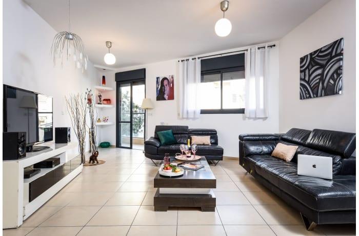 Apartment in Bar Kochva, Central Beach Area - 2