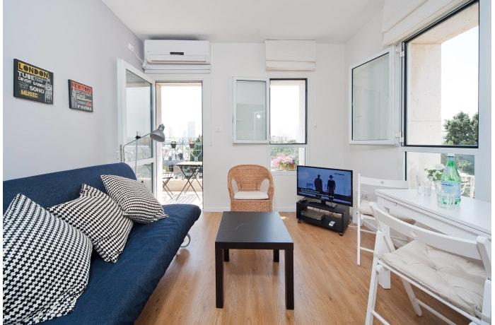 Apartment in Ben Yehuda Beachfront, North Beach Area - 2