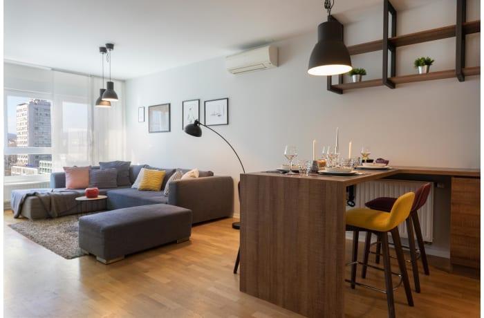 Apartment in Radnicka ZG35, Kanal - 1
