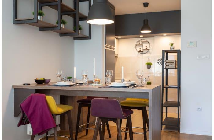 Apartment in Radnicka ZG35, Kanal - 5
