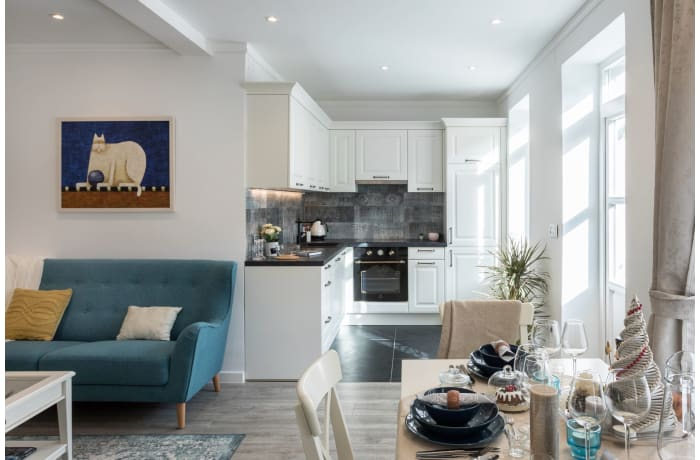 Apartment in Profesor ZG32, Kaptol - 0