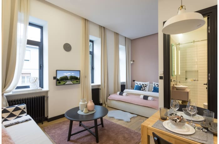 Apartment in Kety ZG31-2, Lower Town - 1