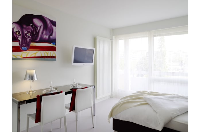 Apartment in Caroline Modern Studio IV, Le Flon - 8