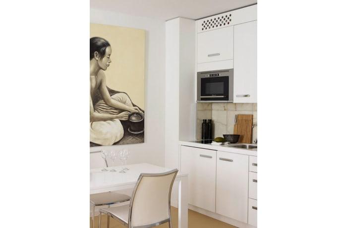 Apartment in Otto Urban Studio II, Berlin Mitte - 9