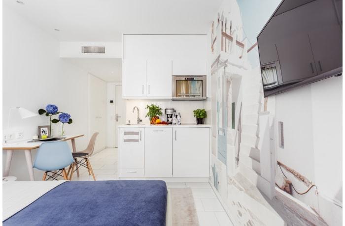 Apartment in Gutleut Serenity Studio III, Bahnhofsviertel - 2
