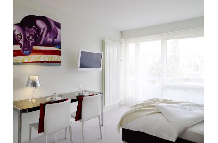 Apartment in Caroline Designer Studio III, Le Flon - 3