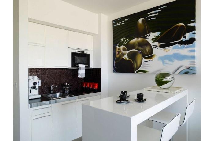 Apartment in Caroline Designer Studio VI, Le Flon - 5