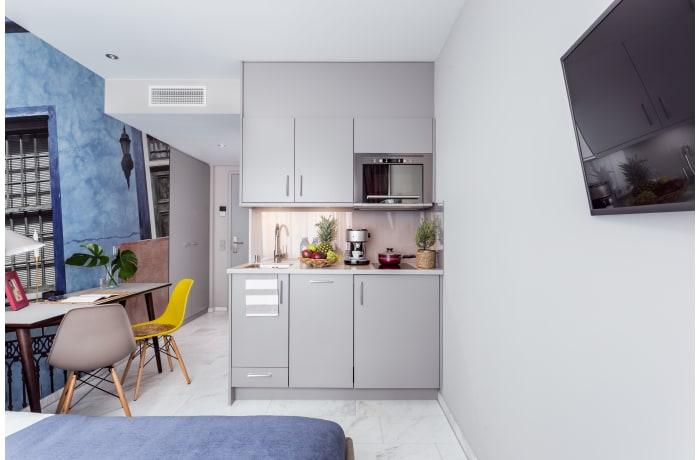 Apartment in Gutleut Serenity Studio III, Bahnhofsviertel - 7