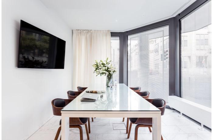 Apartment in Gutleut Contemporary Studio V, Bahnhofsviertel - 12