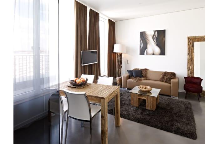 Apartment in Otto Urban Studio III, Berlin Mitte - 4