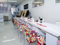 VIP Nail Spa Manicure Chairs