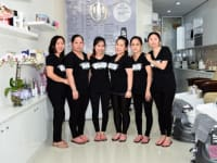 VIP Nail Spa Team Photo