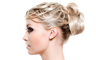 Up-style Hair